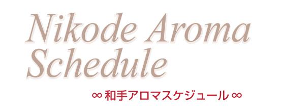 nikode-schedule